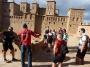 La visite d'une kasbah